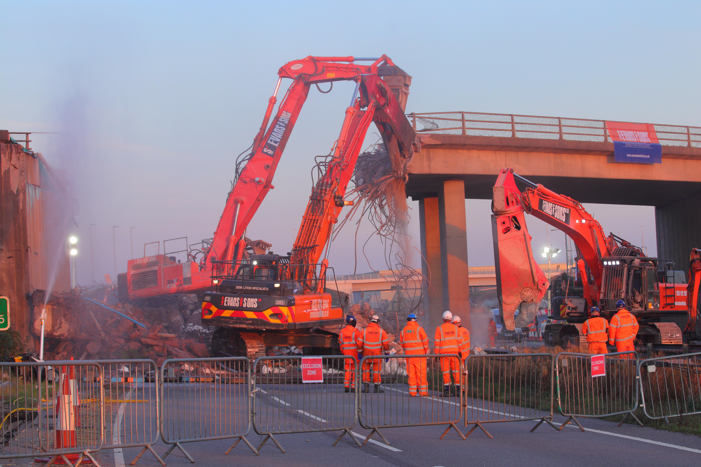 AV50 Demolition