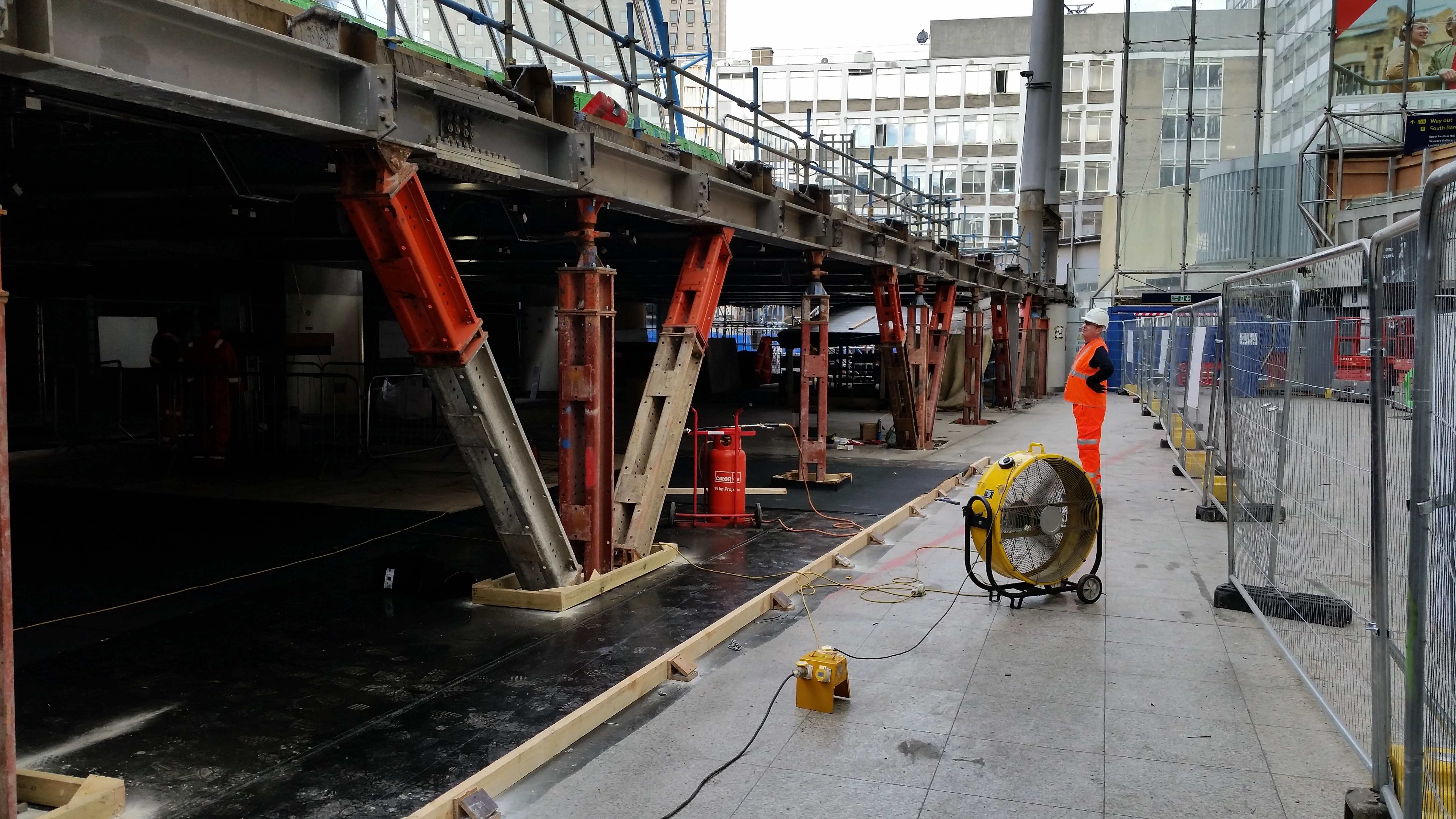 Rail Temporary Works - Andun Ltd