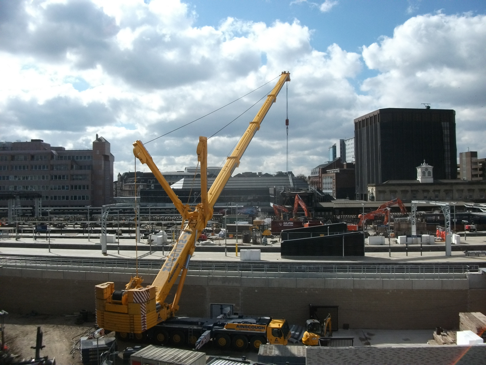 Crane Platforms Andun Ltd