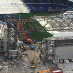 White Hart Lane Demolition Sequencing