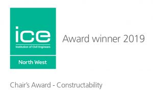 ICE Constructability Award 2019